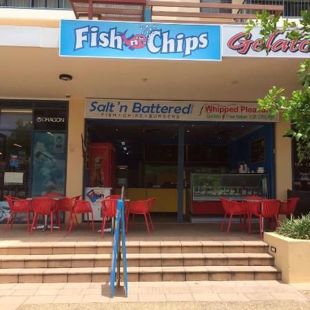 Salt N Battered On Alex Pty Ltd