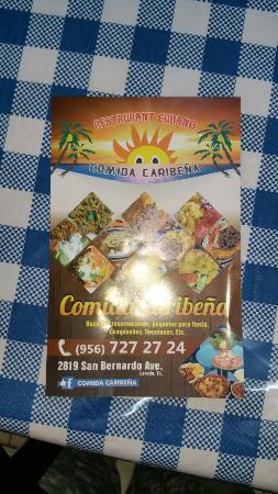 Comida Caribena