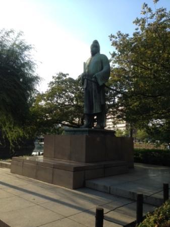 Wake no Kiyomaro Statue