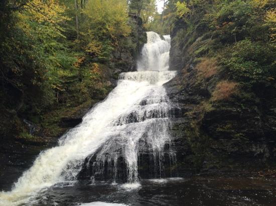 Harrington House : Dingman's Falls