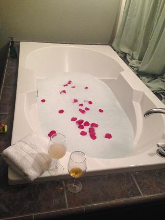 Lincoln City, OR: Jacuzzi