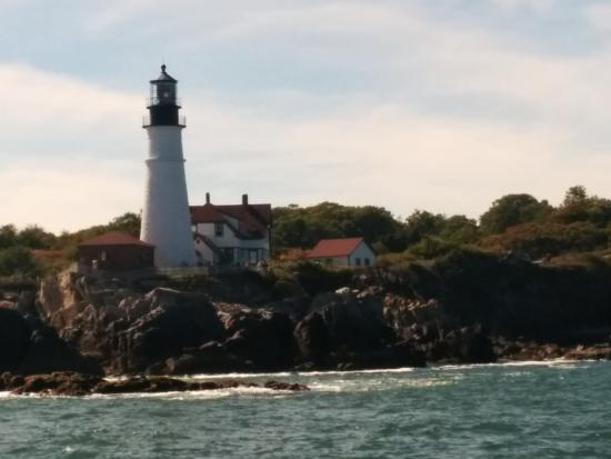 Lighthouse Boat Tour Maine
