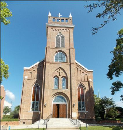 ‪Saint Patrick Catholic Church‬
