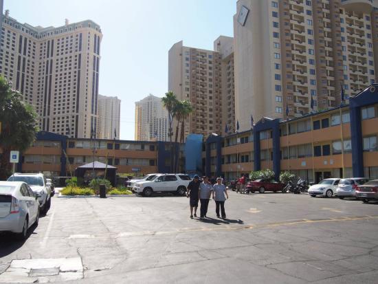 Travelodge Las Vegas Center Strip: 外観