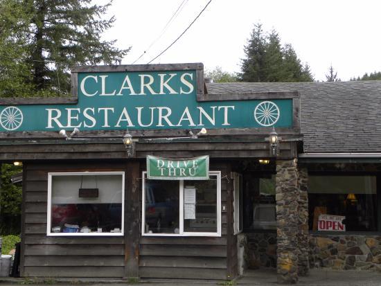 Clark's Restaurant: Forgettable