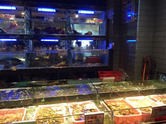 Jiali Seafood Restaurant Haiwan Park The Best In Xiamen Can Be Found