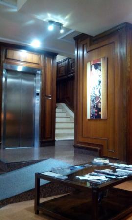 Hotel Oca Ipanema: reception