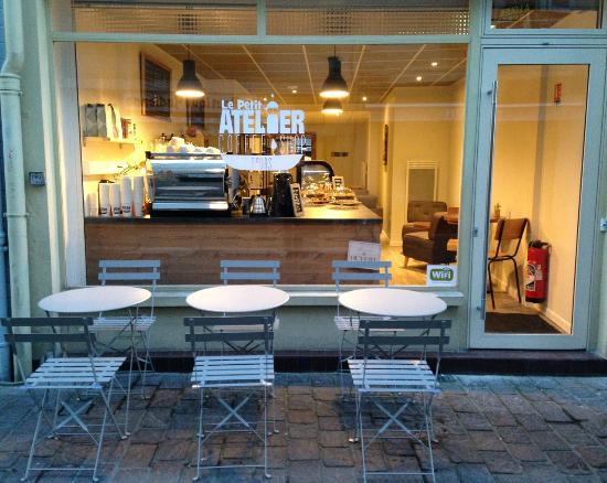 Le petit atelier tours restaurantbeoordelingen for Le petit atelier