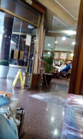 Hotel Ipanema: reception