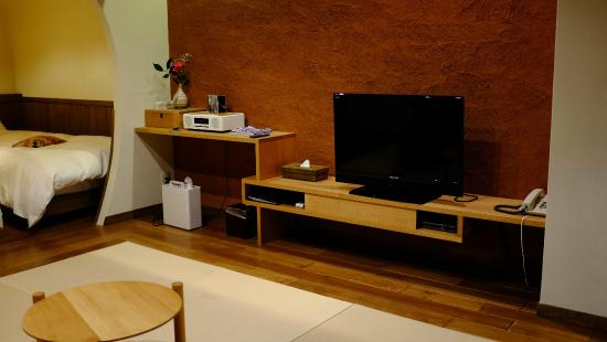 Ryokan Oomuraya: Super relaxing environment of room