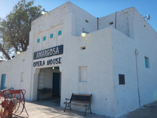 Amargosa Opera House Restuarant: Armagosa
