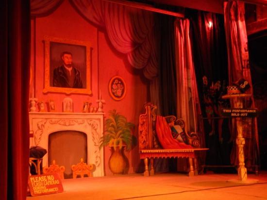 Amargosa Opera House Restuarant: Opera