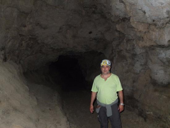 me and colin - Foto di Cueva del Viento, Icod de los Vinos - TripAdvisor