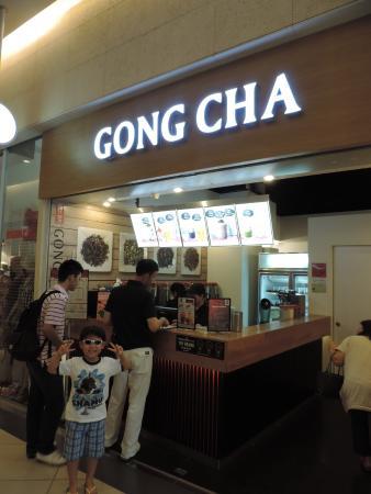 Gong Cha, Plaza Singapura