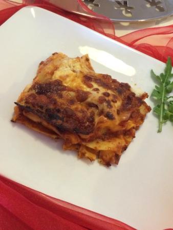 Valfabbrica, Italia: Dalla cucina