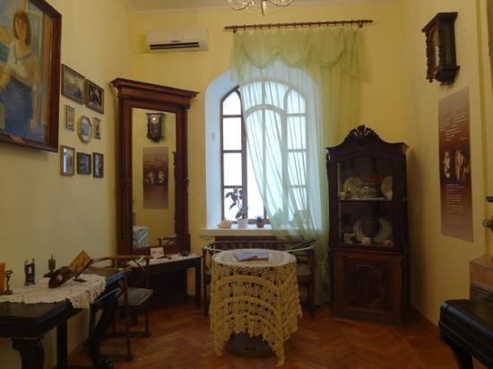 ‪Museum of Marina and Anastasiya Tsvetayevy‬