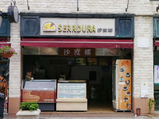 Serrdura: restaurant