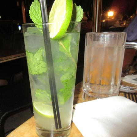 The Cheesecake Factory : Mojito, Cheesecake Factory, Thousand Oaks, Ca