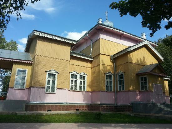 Church of Aleksandr Nevskiy
