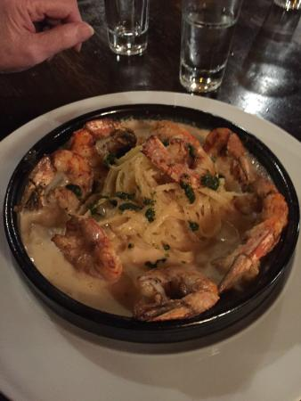 The Witches Cauldron and the Milkman : Shrimp