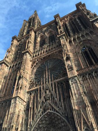 Katedra Notre Dame w Strasbourgu: Hauptportal