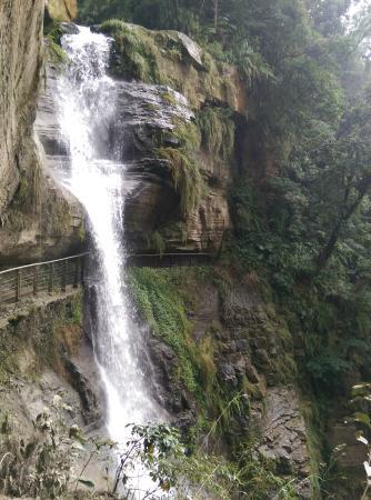 龙宫大瀑布