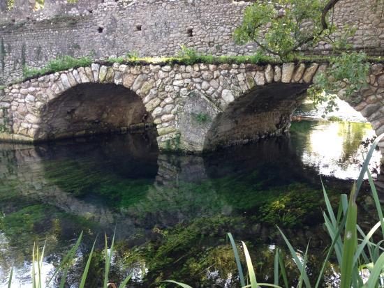Ninfa e le sue imcoparabili bellezze picture of giardino for Doganella di ninfa