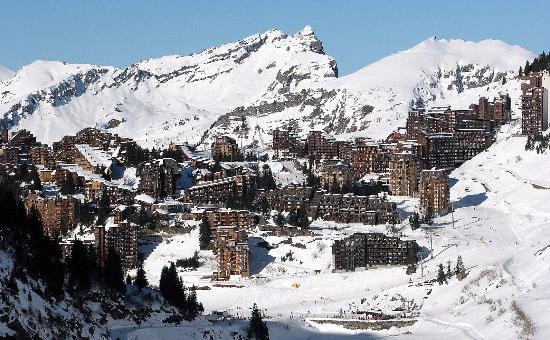 Avoriz city Picture of Avoriaz Ski Resort Morzine TripAdvisor