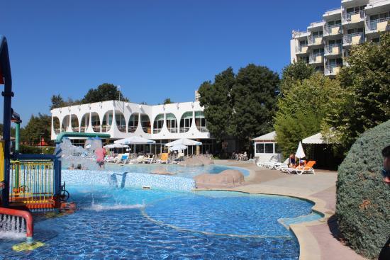 Hotel Laguna Beach: piscine