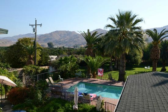 Lemon Cove, Californien: La piscina