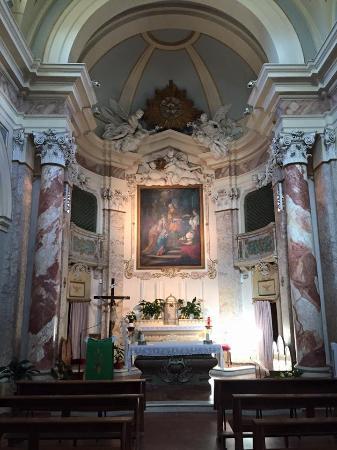 Monte Argentario, Italy: Interno