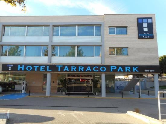 Hotel Tarraco Park: Vista exteriror