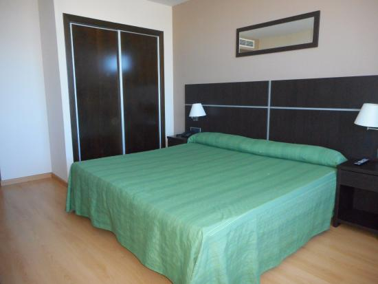Hotel Tarraco Park: Habitación/Dormitorio