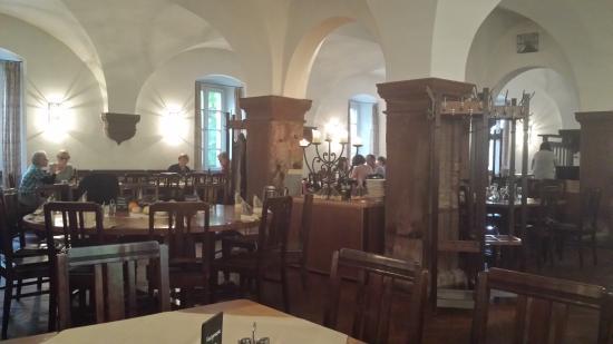 Urige Atmosphäre - Bild von Klosterschänke, Pfortenhaus Kloster ...