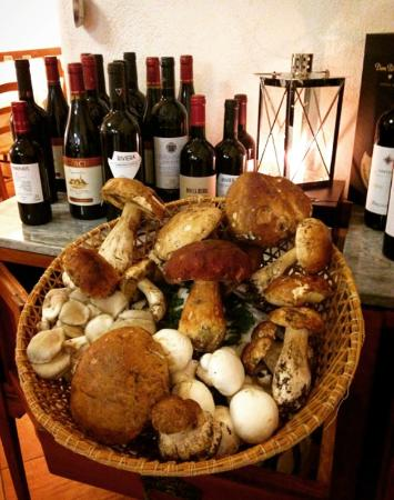 Borgo Antico: Funghi Porcini....
