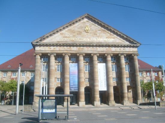 Kongress Palais Kassel Stadthalle