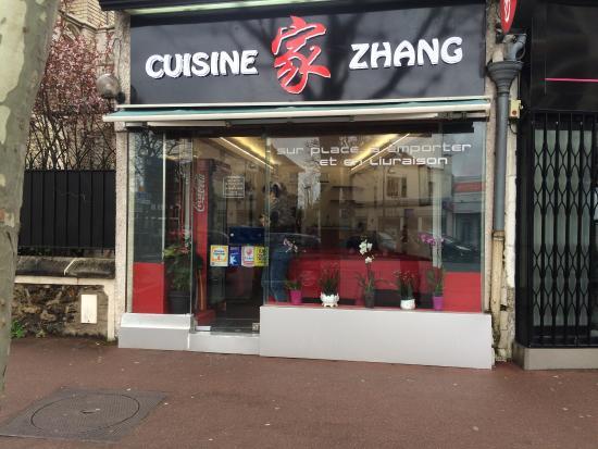 Cuisine chez zhang le perreux sur marne restaurant avis for Restaurant le perreux
