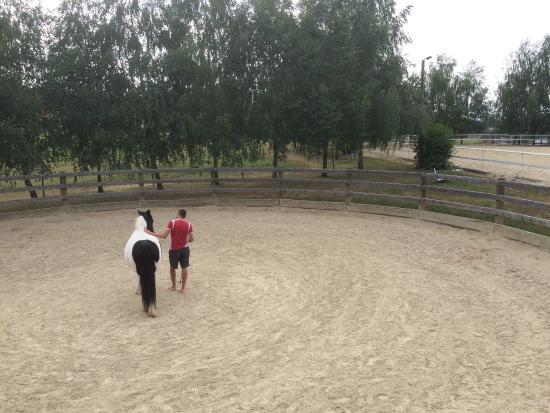 Melk, Österreich: Rountpen Bodentraining
