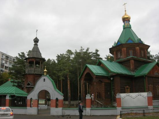 Temple of St. Matrona