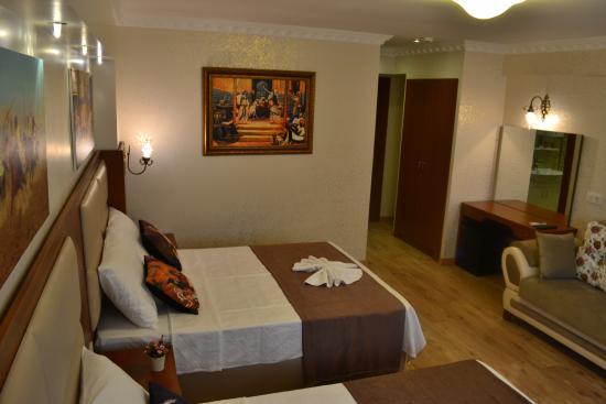 Blue Istanbul Hotel Taksim Room