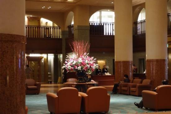 Kyoto Hotel Okura: ロビー