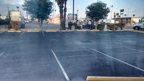 Red Roof Inn Laredo: Whataburguer Right Outside