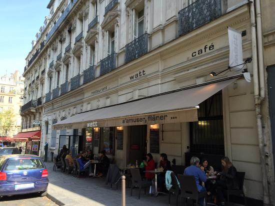 Watt: Un endroit calme dans le quartier st Michel