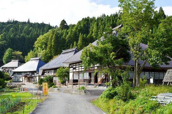 Hakuba-mura, Japan: 集落