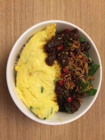 Javanese spicy beef