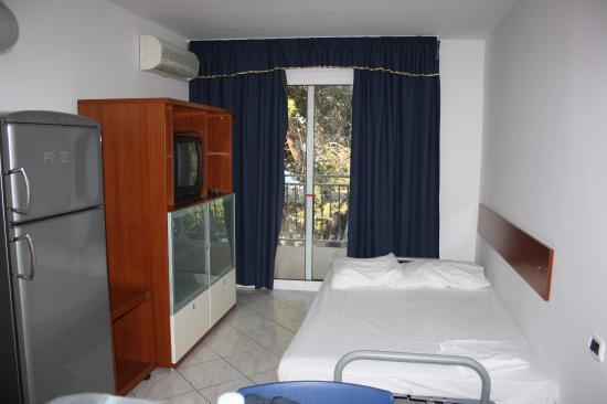 Verudela Beach & Villa Resort: Soggiorno