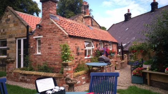 Lealholm, UK: Oak Cottage, our accomodation