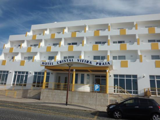 Hotel Cristal Praia Resort And Spa  Vieira De Leiria