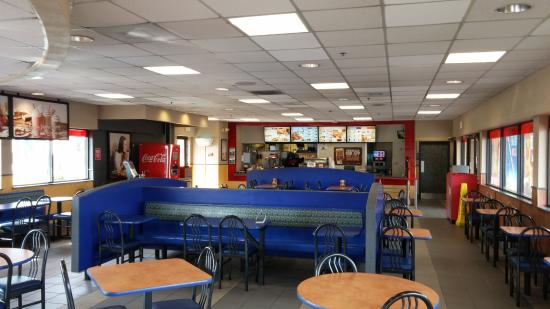 Burger King Westinghouse Blvd Charlotte Nc Aug 2015 Picture Of