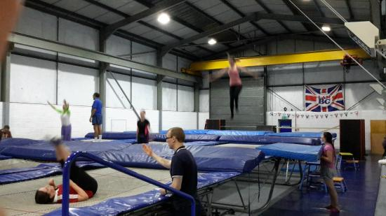 Preston City Trampoline Club